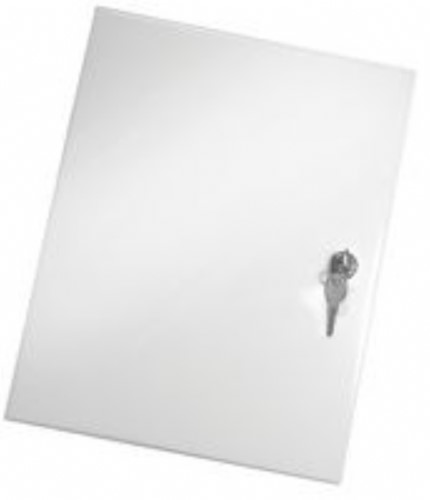 A4 Dokument Skåp, vit