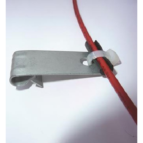 P Clip inkl buntband (100 st)
