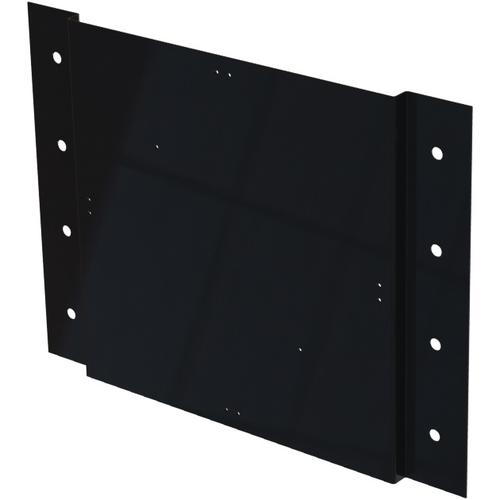 Reflector Wall Bracket - Black