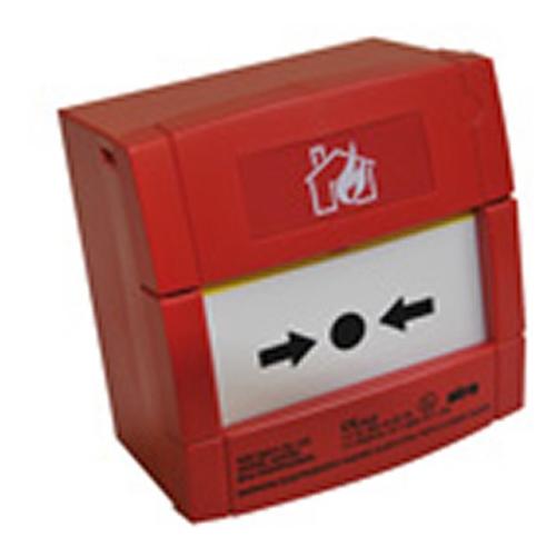 Larmknapp EX MCP3A Röd  NC/NO