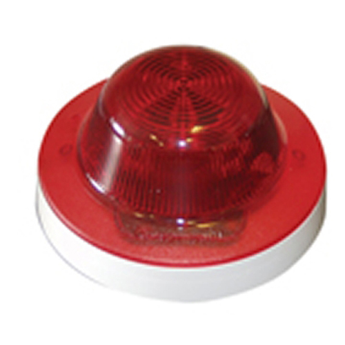XP95/Discovery Blitzlampe rød