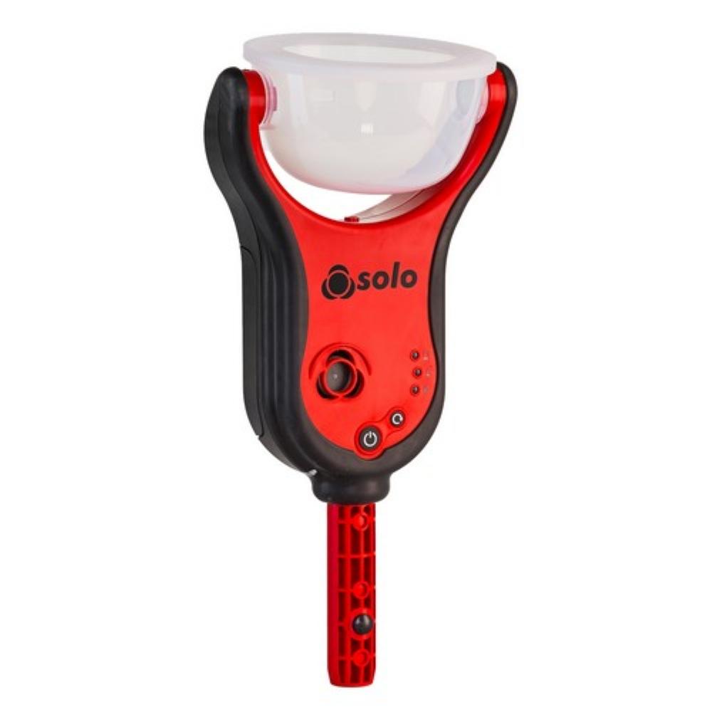 SOLO365 elektr. rödetekt. test