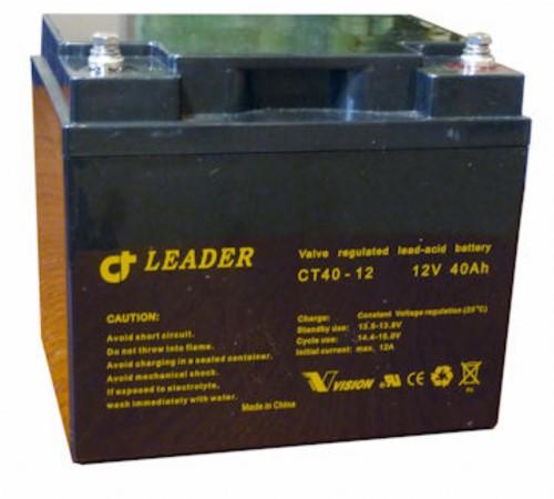 Batteri CTH40-12