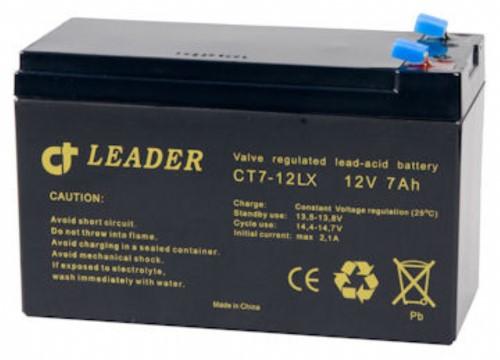 Batteri 12V 12Ah CTH12-12