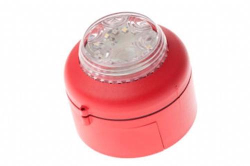 Blixtljus VXB-SL-65 Röd/Vit