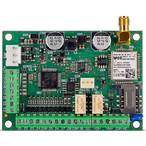 GSM modul GSM-X inbyggd antenn