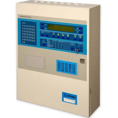 Brandlarmcentral ZP3-4L,4 slin