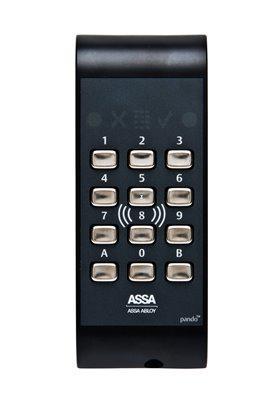 ASSA ABLOY Pando - Går att montera på vägg för Säkerhet