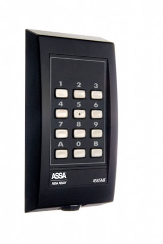 Läsare 4585MF svart