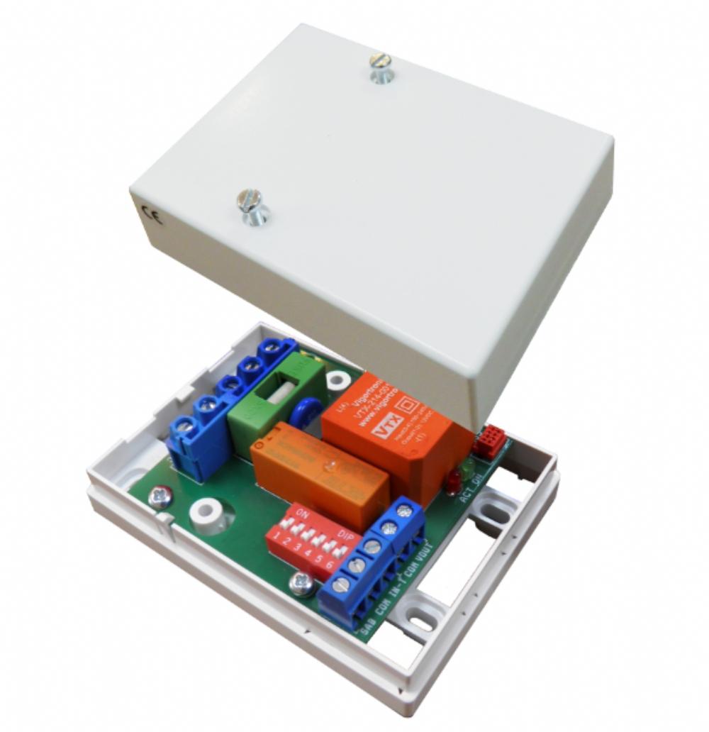RC 230 relä- modul/timer.