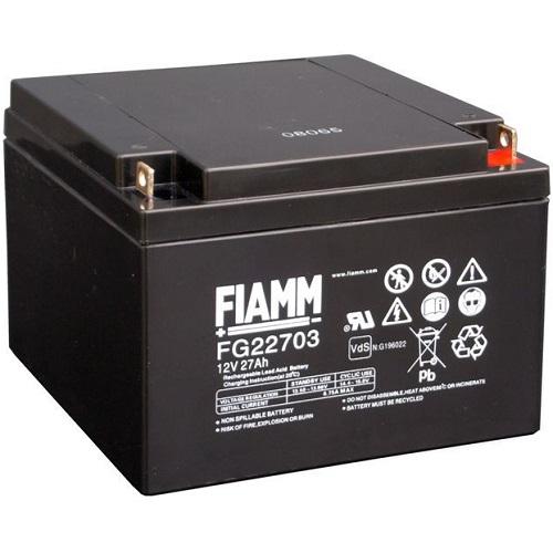 Fiamm FG22703, 12V 27Ah