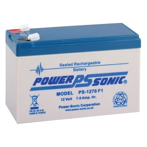 Batteri PS1270 12V / 7Ah