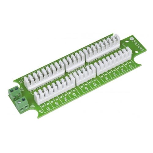 3031.01  module 10 ->10 pair