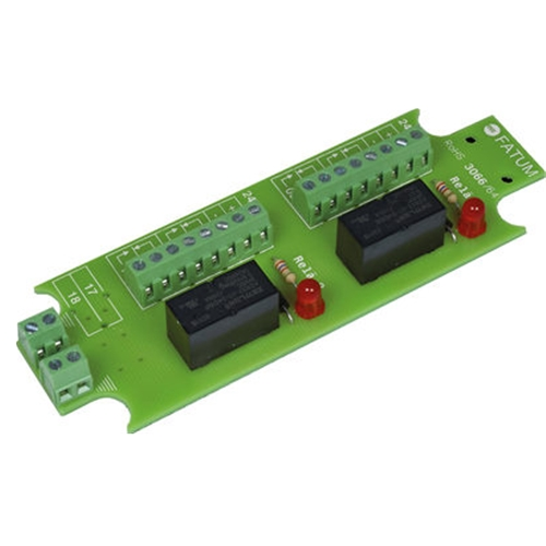 3064.03 Relay module 24 VDC