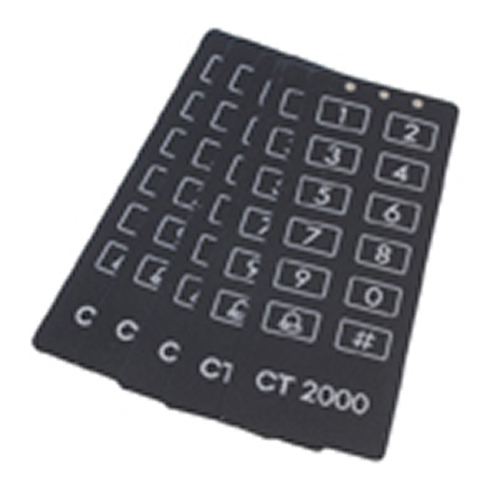 CT 2000, Labels, sæt á 5