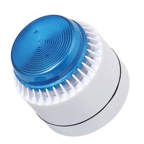 Kombi vit/blå blixt Flashni 12