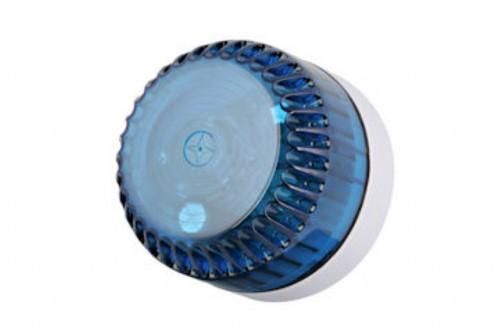 Blixtljus Solex Blå 9-60Vdc