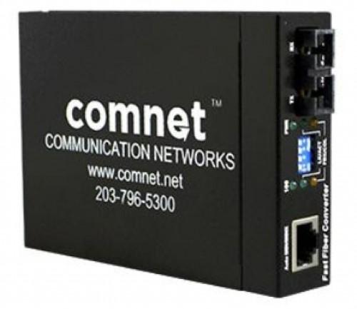 ComNet Converter,10/100,SM,SC