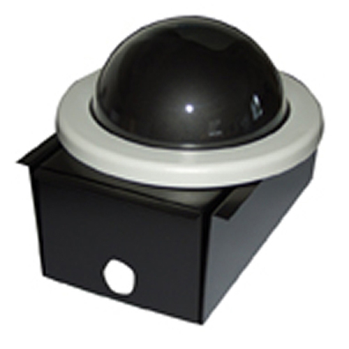 DOME5-i 5 dome planforsµnket