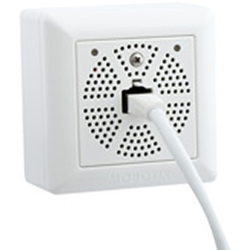 Mobotix MX-2Wire IP via 2-tråd