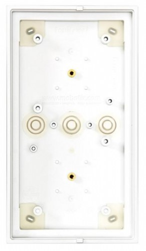 Mobotix Double On-Wall-Housing