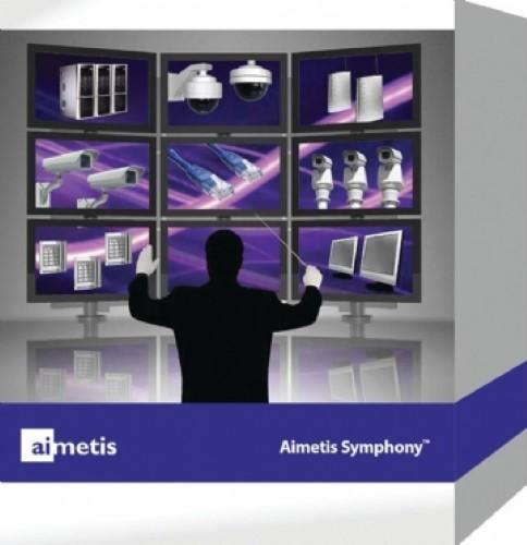 Aimetis Symphony Pro - 4yr M&S