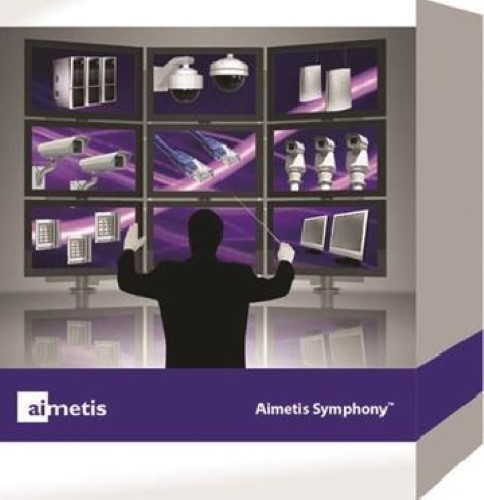 Aimetis Symphony Ent - 1yr M&S