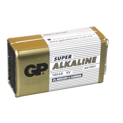 Batteri UCAR-9 Alkaline 9V