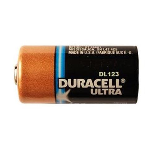 Duracell -DL123 3V Lithium