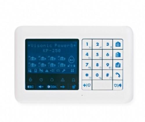 KP-250 tastatur PG2 SWE