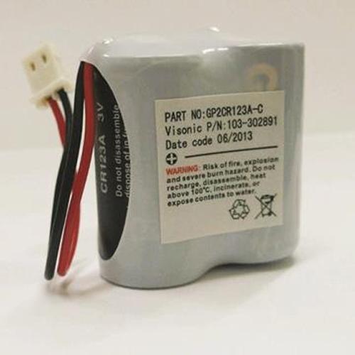 Batteri for NEXT-PirCam