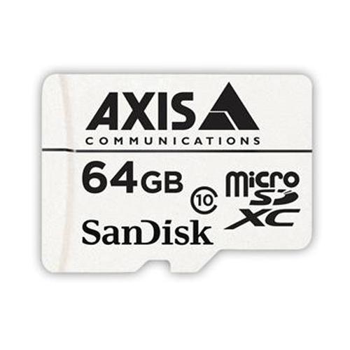 SURVEILLANCE CARD 64 GB 10P