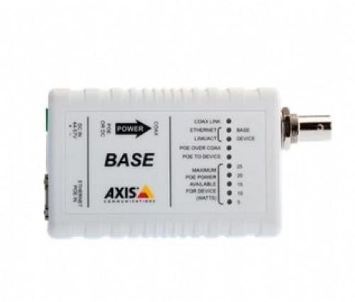 Axis T8641 PoE+ över koax bas