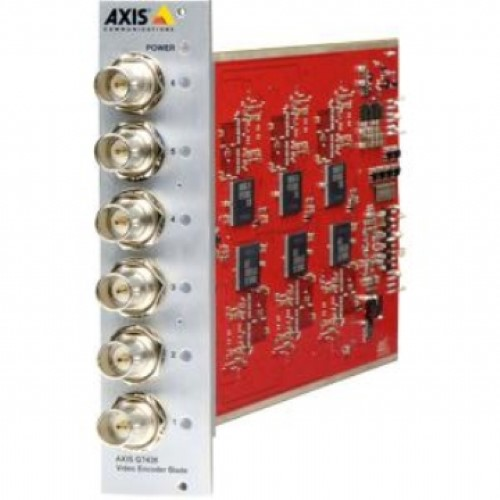 AXIS Q7436 VIDEO ENCODER BLADE