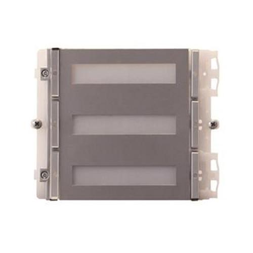 33436M Ikall Metal 6 knappar
