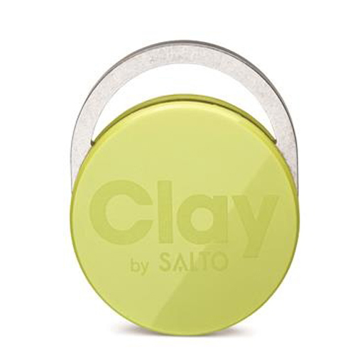 CLAY TAG GREEN LIME (5 pcs)