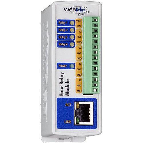 2N External IP Relay 4o/0i PoE