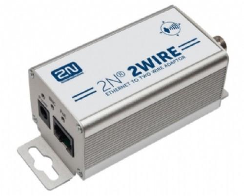 2N 2Wire set 2 adaptors+PSU EU