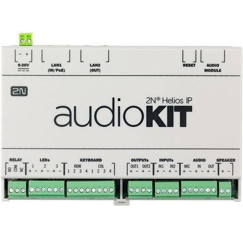 2N Helios IP Audio Kit Lite