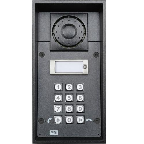 2N IP Force 1 button+keypad