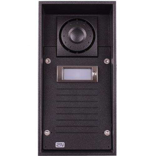 2N IP Force 1 button (Black)