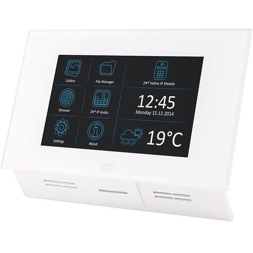 2N Indoor Touch monitor, White