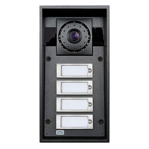 2N IP Force 4 button+cam+speak
