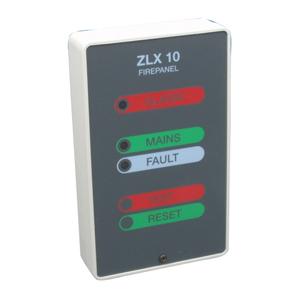ZLX 10 Brandcentral Engelsk