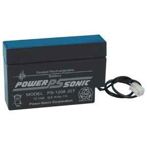 Batteri 0,8AH 12VDC