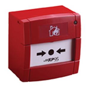 Larmknapp XP95 med isolator