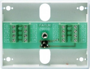 Fatum 28008.03 8-polig sk/sk