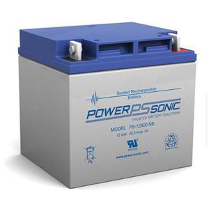 Batteri PS12400 V0 12V40 flam
