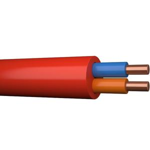 ELQYB PURE röd 2x0,98 200