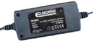 Elmdene Vision VRS125000EE Nätadapter - 120 V AC, 230 V AC Input Voltage - 12 V DC Output Voltage - 5 A Output Current